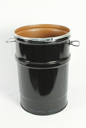 Olievat zwart 60L