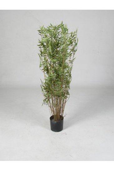 Kunstplant Bamboo oriental - (Zijdeplant)