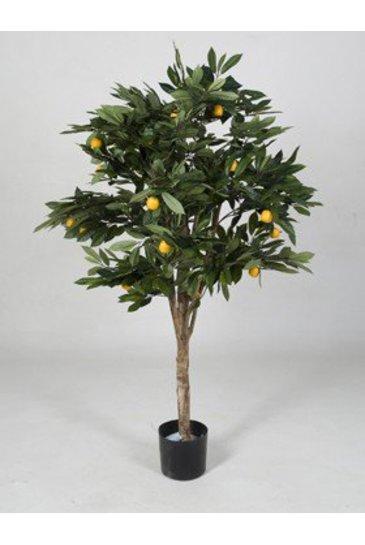 Kunstplant Citrus mandarine