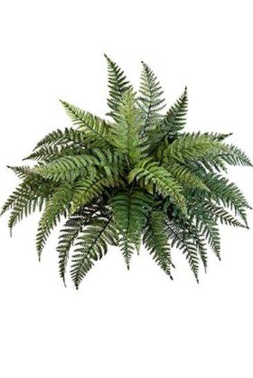 Kunstplant Fern bush