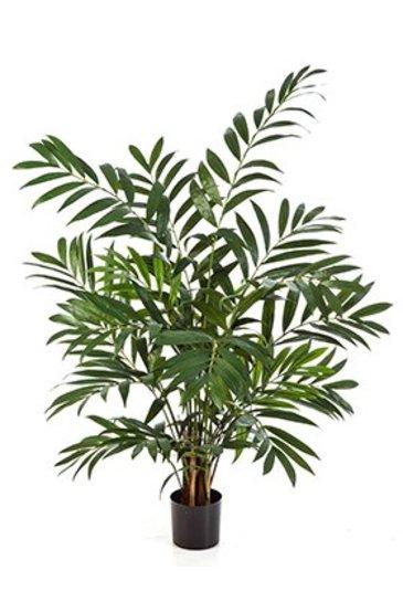 Kunstplant Parlour palm - (Zijdeplant)