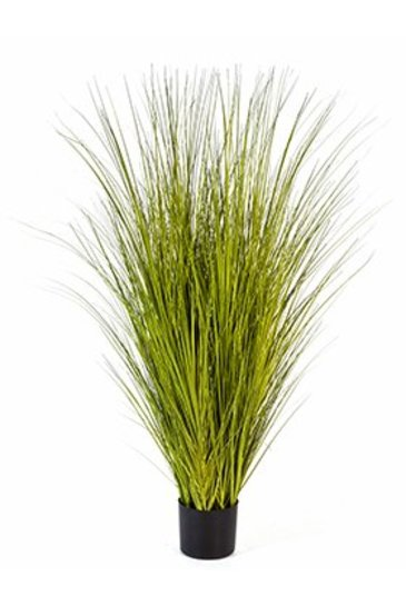 Kunstplant Miscanthus gold grass