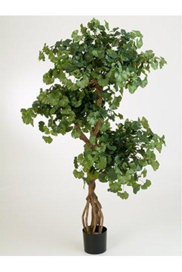 Kunstplant Sweet gingko on crazy tree