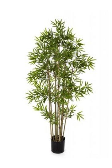 Kunstplant Japanese bamboo - (Zijdeplant)
