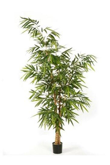 Kunstplant New buddha bamboo big leaf