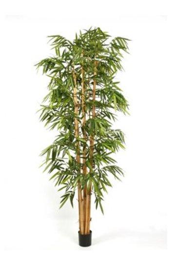 Kunstplant New giant bamboo big leaf