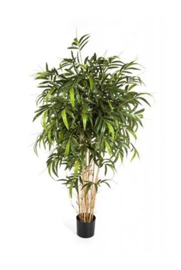 Kunstplant New natural bamboo - (Zijdeplant)