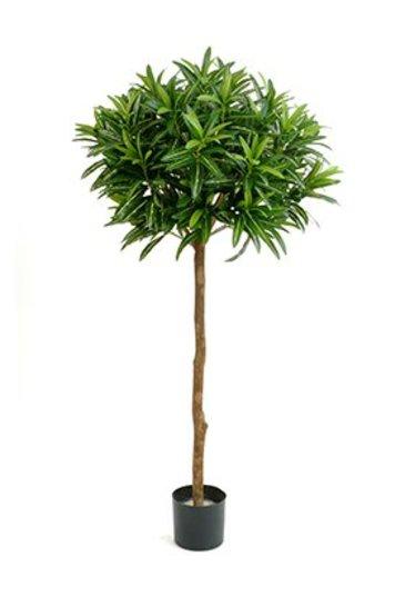 Kunstplant Croton goldfinger ball