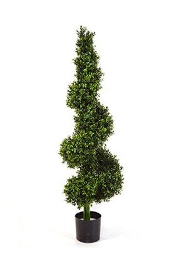 Kunstplant Boxwood royal spiral tree