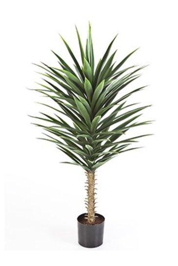Kunstplant Plastic yucca