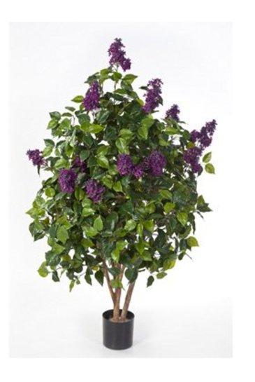 Kunstplant Lilac - (Zijdeplant)