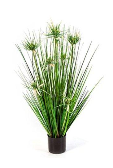 Kunstplant Onion star grass - (Zijdeplant)