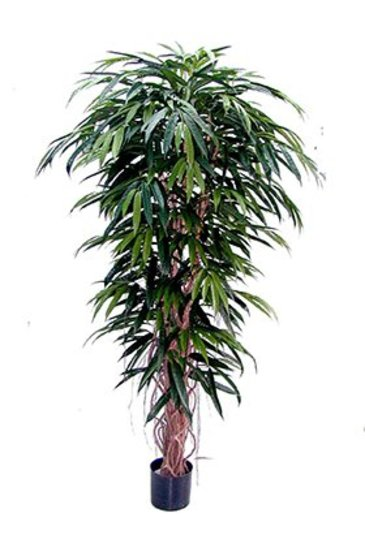 Kunstplant Longifolia Liane de Luxe - (Zijdeplant)