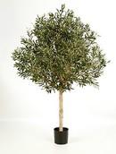 Kunstplant Olea naturel tree topiary