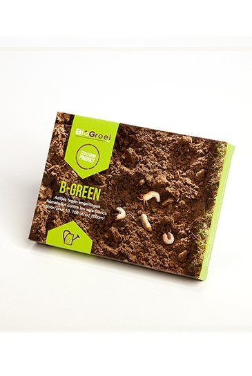 BioGroei B-green Biologische bestrijding