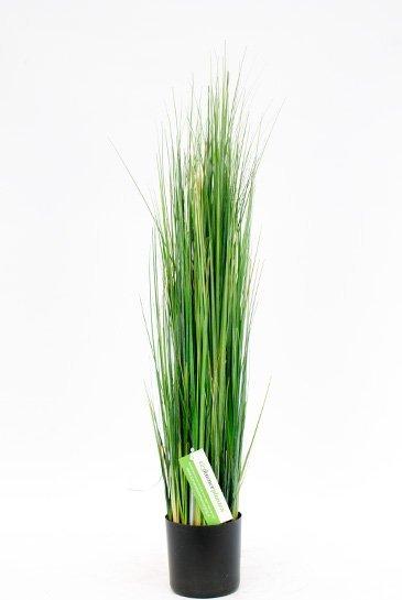 Kunstplant Bamboo wild grass - (Zijdeplant)