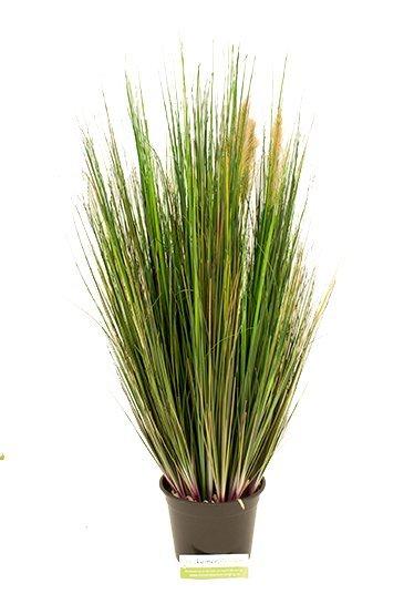Kunstplant Kunstgras foxtail - (Zijdeplant)