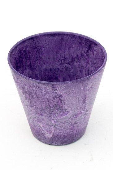 Artstone Claire pot grape (Kunststof bloempot)