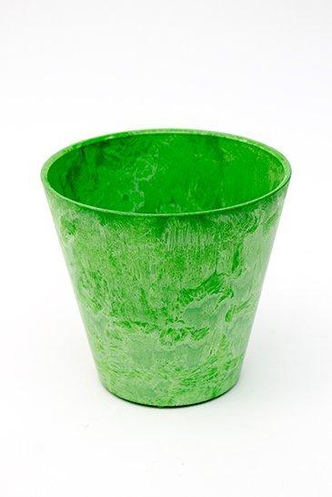 Artstone Claire pot lime (Kunststof bloempot)