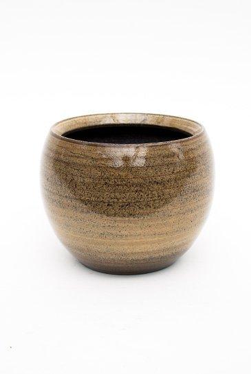 Pottery Pot cresta caramel (Keramieken bloembak)