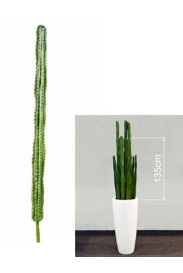Kunstplant Cactus rio Stam - Zijdeplant