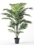 Kunstplant Palm paradise Green