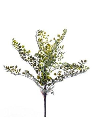 Kunstplant Adianthus Bush - Zijdeplant