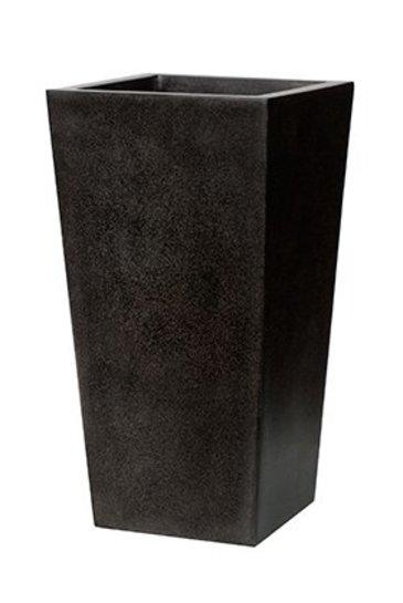 Capi Lux Pot taps vierkant II zwart (Capi Europe)