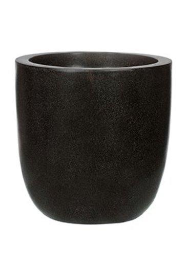 Capi Lux Pot bol IV zwart (Capi Europe)