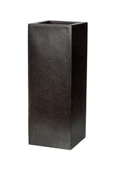 Capi Lux Pot vierkant II zwart (Capi Europe)