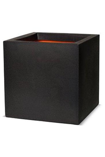 Capi Tutch Pot vierkant II zwart (Capi Europe)