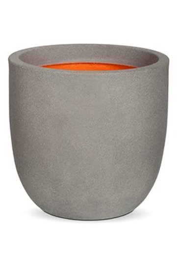 Capi Tutch Pot bol II lichtgrijs (Capi Europe)