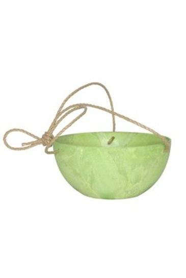 Artstone Fiona hanger lime (Kunststof bloempot)