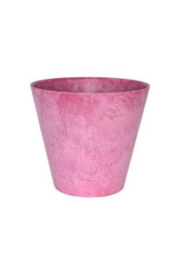 Artstone Claire pot roze (Kunststof bloempot)