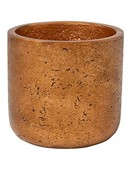 Pottery Pots Charlie Xs Metalic Copper