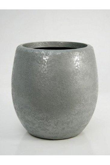 Callisto Structuur Rond zilver