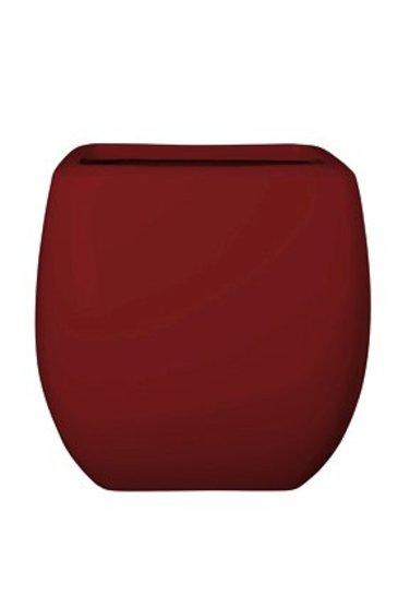 Callisto Vierkant rood