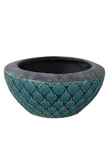Bowl trento turquoise