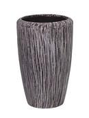 Twist Vase black