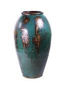 Mystic Vase blue