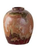 Mystic Ocean Wine Jar red