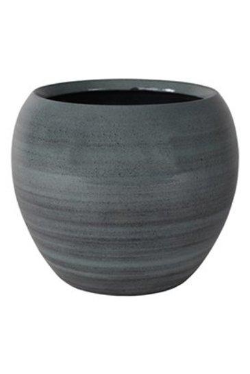 Pottery Pot cresta ice blue (Keramieken bloembak)