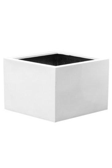 Fiberstone Glossy white jumbo middle high L