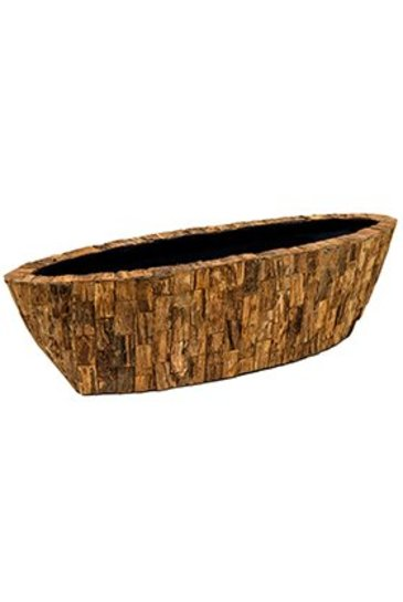 Cemani Wood Boat