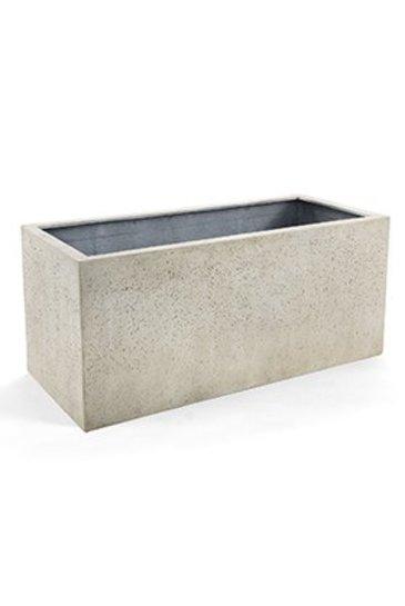 D-Lite Box M Wit-Beton Kleur