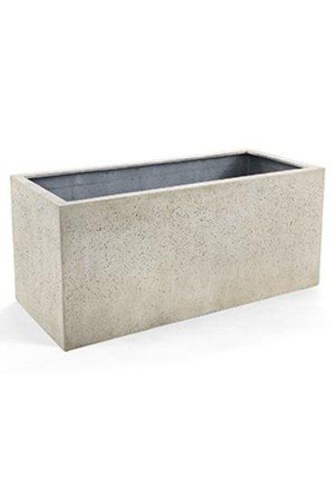 D-Lite Box L Wit-Beton Kleur