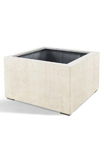 D-Lite Low Cube S Wit-Beton Kleur