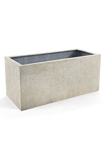 D-Lite Box Xl Wit-Beton Kleur
