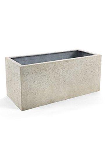 D-Lite Box Xxl Wit-Beton Kleur