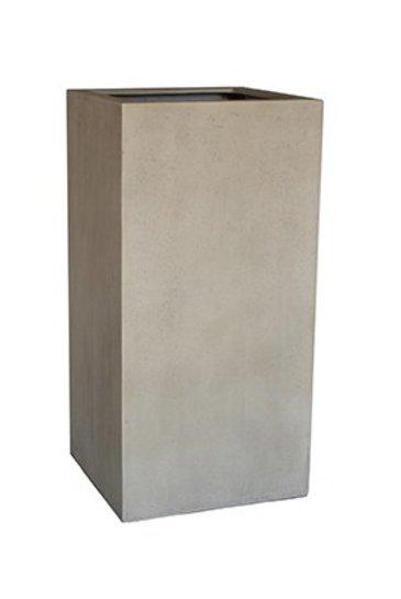 D-Lite High Cube L Wit-Beton Kleur